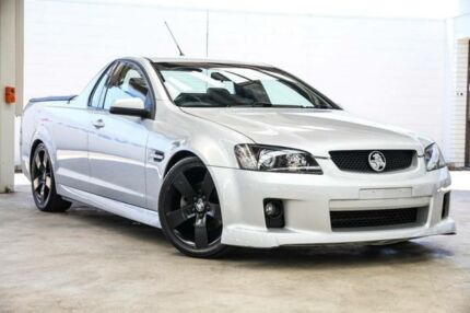 2008 Holden Commodore VE SS-V Silver 6 Speed Manual Utility