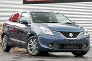 2016 Suzuki Baleno EW GLX Turbo Blue 6 Speed Sports Automatic Hatchback Adelaide CBD Adelaide City Preview