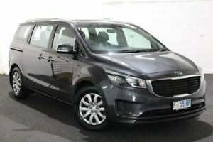 2016 Kia Carnival YP MY16 S Grey 6 Speed Sports Automatic Wagon Glenorchy Glenorchy Area Preview