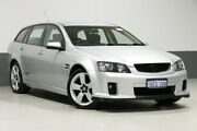 2008 Holden Commodore VE MY09 SS-V Silver 6 Speed Automatic Sportswagon Bentley Canning Area Preview