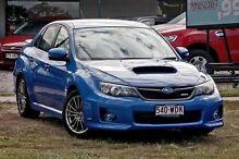 2013 Subaru Impreza G3 WRX Blue Manual Sedan Capalaba West Brisbane South East Preview