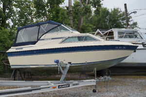 bateau chris craft grew