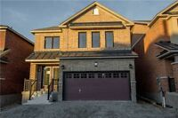 Brand New 4 Bedroom 3 Washroom Detached - Hamilton