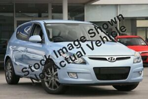 2011 Hyundai i30 FD MY11 SLX Blue 4 Speed Automatic Hatchback Somerton Park Holdfast Bay Preview