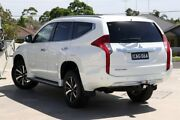 2017 Mitsubishi Pajero Sport QE MY17 Exceed White 8 Speed Sports Automatic Wagon Liverpool Liverpool Area Preview
