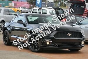 2016 Ford Mustang FM Fastback SelectShift Black 6 Speed Sports Automatic Fastback Osborne Park Stirling Area Preview