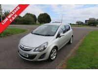 VAUXHALL CORSA 1.4 SXI.2013,Alloys,AirCon,Low Mileage,Service History,Spotless Condition Throughout