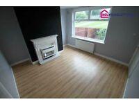 2 bedroom house in Laburnum Terrace, Catchgate, Stanley, County Durham, DH9