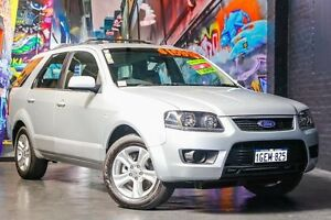 2010 Ford Territory SY Mkii TS RWD Silver 4 Speed Sports Automatic Wagon Northbridge Perth City Area Preview