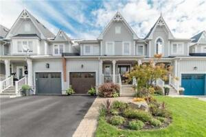 BEAUTIFUL 3BED FREEHOLD TOWNHOUSE IN BROOKLIN!!!NO FEES!!!