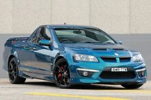 2012 Holden Special Vehicles Maloo E3 MY12.5 Blue 6 Speed Automatic Utility Arncliffe Rockdale Area Preview