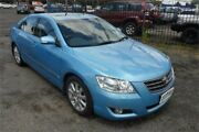 2007 Toyota Aurion GSV40R Presara Blue 6 Speed Auto Sequential Sedan Bayswater North Maroondah Area Preview