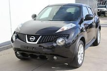 2013 Nissan Juke F15 MY14 ST 2WD Black 1 Speed Constant Variable Hatchback Berwick Casey Area Preview