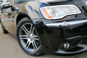 2012 Chrysler 300 MY12 Limited Black 5 Speed Automatic Sedan Dee Why Manly Area Preview