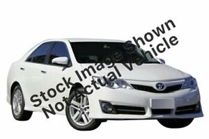 2012 Toyota Camry ASV50R Atara S White 6 Speed Sports Automatic Sedan Earlville Cairns City Preview
