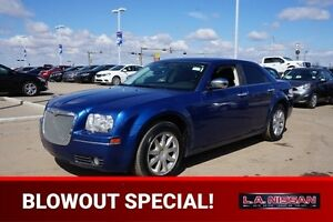 2010 Chrysler 300 LEATHER TOURING Accident Free,  Leather,  Heat