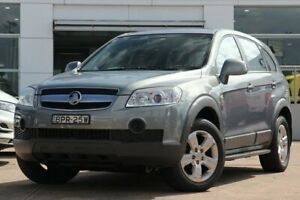 2010 Holden Captiva CG MY10 SX (4x4) Grey 5 Speed Automatic Wagon Brookvale Manly Area Preview