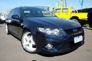 2011 Ford Falcon FG XR6 Blue 6 Speed Sports Automatic Sedan Dandenong Greater Dandenong Preview