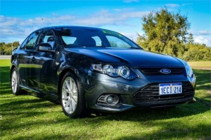 2013 Ford Falcon FG MK2 XR6 Grey 6 Speed Auto Seq Sportshift Sedan Rockingham Rockingham Area Preview