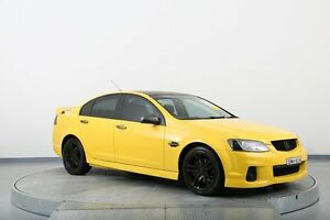 2011 Holden Commodore VE II SS Yellow 6 Speed Sports Automatic Sedan Old Guildford Fairfield Area Preview