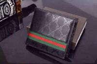 Brand New GUCCI Black On Black Wallet