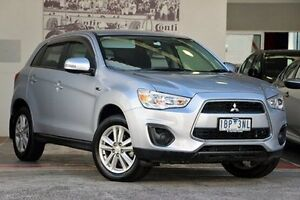 2014 Mitsubishi ASX XB MY14 Silver 6 Speed Sports Automatic Wagon Doncaster Manningham Area Preview