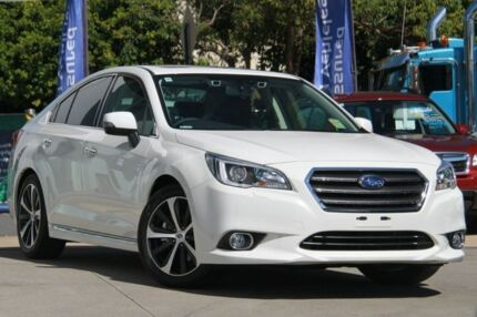 2015 Subaru Liberty MY15 3.6R Crystal White 6 Speed Continuous Variable Sedan Rosebery Inner Sydney Preview