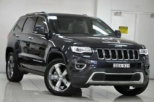 2015 Jeep Grand Cherokee WK MY15 Limited (4x4) Maximum Steel 8 Speed Automatic Wagon Chatswood West Willoughby Area Preview