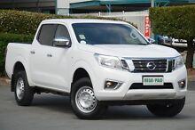 2015 Nissan Navara D23 RX Polar White 6 Speed Manual Utility Acacia Ridge Brisbane South West Preview