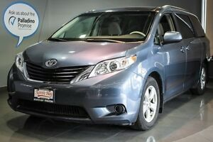 2014 Toyota Sienna LE Roomy + Comfortable + Well-Built