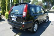 2004 Nissan X-Trail T30 II TI-L Black 4 Speed Automatic Wagon Seaford Frankston Area Preview