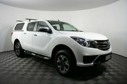 2018 Mazda BT-50 UR0YG1 XTR White 6 Speed Sports Automatic Utility Edwardstown Marion Area Preview