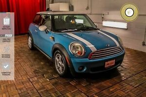 2008 MINI Cooper Hardtop POWER MOONROOF! LEATHER INTERIOR!