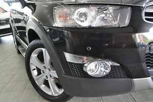 2013 Holden Captiva CG MY13 7 LX (4x4) Black 6 Speed Automatic Wagon Roseville Ku-ring-gai Area Preview