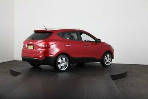 2011 Hyundai ix35 LM MY11 Highlander (AWD) Maroon 6 Speed Automatic Wagon McGraths Hill Hawkesbury Area Preview