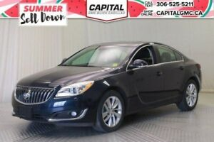 2017 Buick Regal  AWD*Leather*Sunroof*