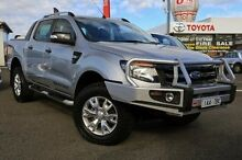 2013 Ford Ranger  Silver Sports Automatic Utility Keysborough Greater Dandenong Preview