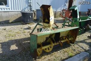John Deere 5 1/2ft Snow Blower