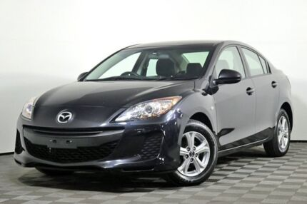 2013 Mazda 3 BL10F2 MY13 Neo Activematic Black 5 Speed Sports Automatic Sedan Edwardstown Marion Area Preview