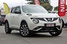 2015 Nissan Juke F15 Series 2 N-Sport Ivory Pearl 1 Speed Continuous Variable Wagon Beaudesert Ipswich South Preview