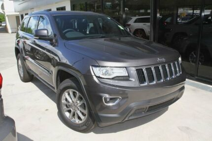 2016 Jeep Grand Cherokee WK MY17 Laredo Granite 8 Speed Sports Automatic Wagon