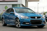 2014 Holden Commodore VF MY14 SV6 Perfect Blue 6 Speed Sports Automatic Sedan Moorooka Brisbane South West Preview