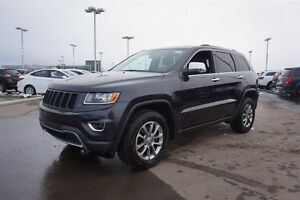 2014 Jeep Grand Cherokee 4X4 LIMITED Leather,  Heated Seats,  Su