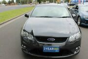 2009 Ford Falcon FG XR6 Grey 5 Speed Sports Automatic Sedan West Footscray Maribyrnong Area Preview