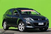 2010 Mazda CX-7 ER1032 Luxury Activematic Sports Grey 6 Speed Sports Automatic Wagon Ringwood East Maroondah Area Preview