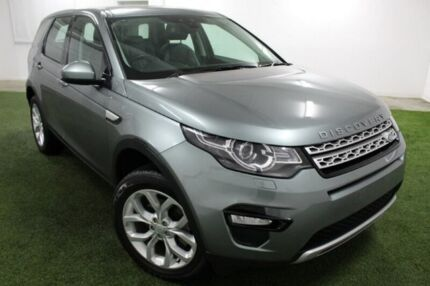 2016 Land Rover Discovery Sport L550 16.5MY SD4 HSE Grey 9 Speed Sports Automatic Wagon Moonah Glenorchy Area Preview