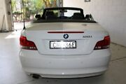2013 BMW 120i E88 LCI MY1112 Steptronic White 6 Speed Sports Automatic Convertible Castle Hill The Hills District Preview