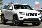 2015 Jeep Grand Cherokee WK MY15 Laredo White 8 Speed Sports Automatic Wagon Moorooka Brisbane South West Preview
