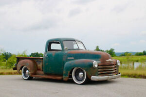 Wanted 44 to 53 Chevy/GMC Shortbox