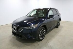 2016 Mazda CX-5 AWD GT Accident Free,  Leather,  Heated Seats,